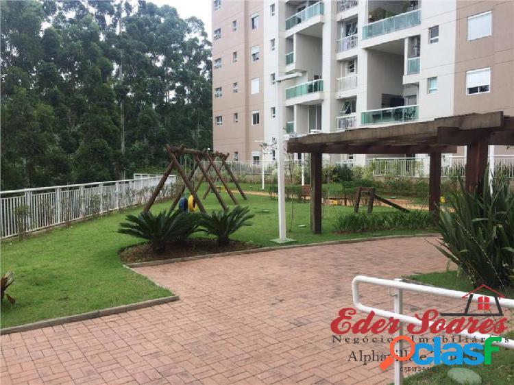 Apartamento com três suítes para Venda no Condomínio Premium Tambore 3