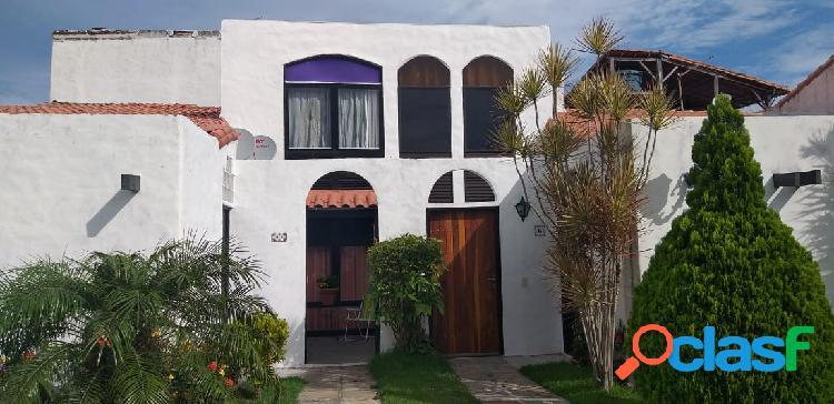 Casa em condomínio - venda - arraial do cabo - rj - praia dos anjos
