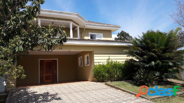 Casa em condomínio - venda - barueri - sp - sítio tamboré alphaville