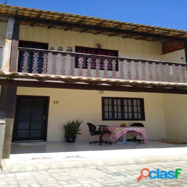Casa em condomínio - venda - arraial do cabo - rj - centro