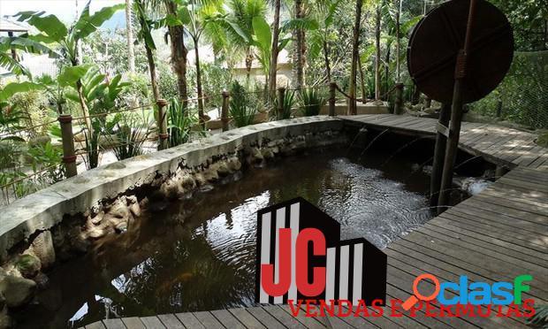 UBATUBA(LAGOINHA)C/7SUITES NA PRAIA AC PERMUTA/SITIO/FAZENDA 1