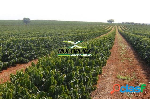 Fazenda uberlândia 116,16 ha 24 alq. agr. pec.