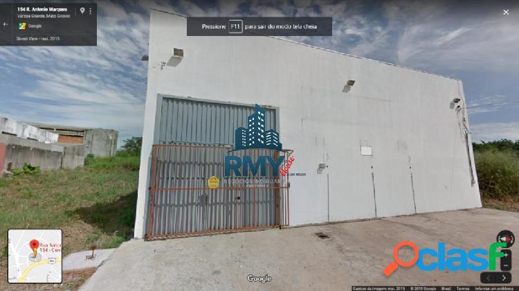 Terreno à venda centro de várzea grande - 870 m²