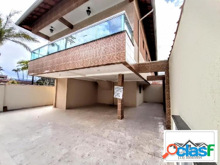 Casa de Condomínio a 50 metros do mar em Praia Grande -SP 2