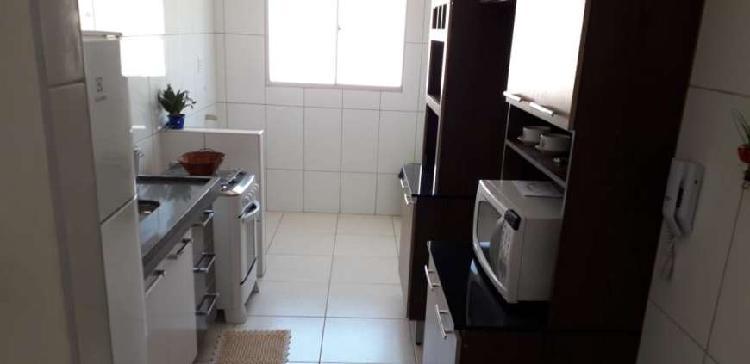 Apartamento condomínio berlim - araçatuba - sp