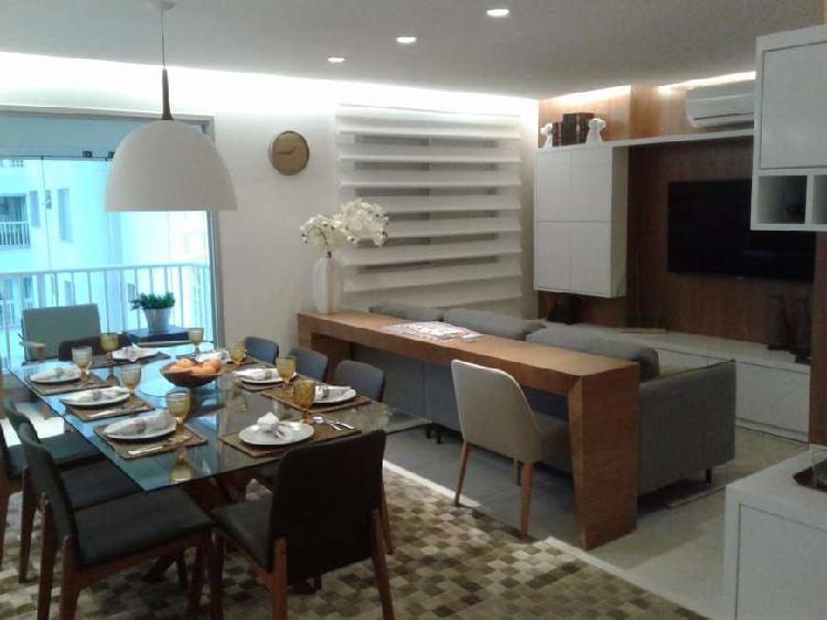Apartamento a venda 03 quartos no Jardim Goiás, ao lado do