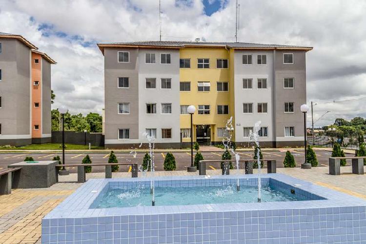 Apartamento a venda em colombo com 3 quartos