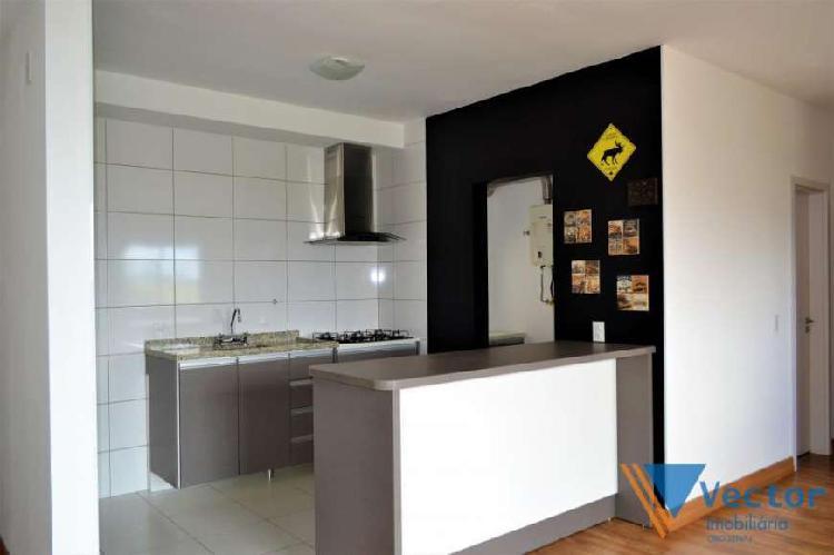 Apartamento para locação no condomínio eko ville em
