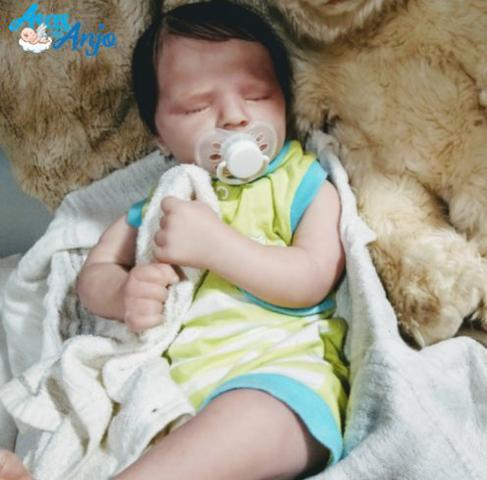 Bebê reborn sob encomenda