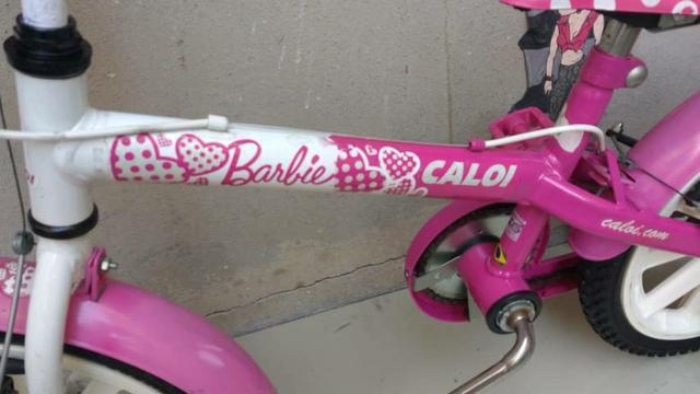 Bicicletas aro 16 caloi meninas semi novas