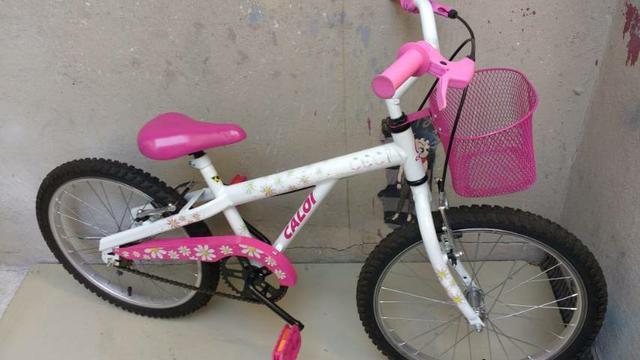 Bicicletas aro 20 caloi ceci praticamente novas