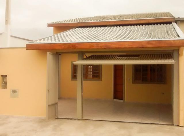 CASA NOVINHA 73 m2 - 2 dorms, sendo 1 suíte - OPORTUNIDADE.
