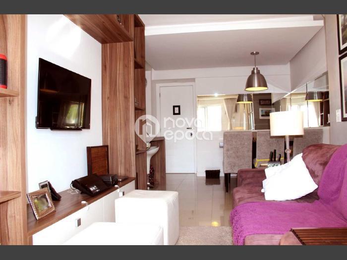 Cachambi, 2 quartos, 1 vaga, 72 m² rua silva mourão,