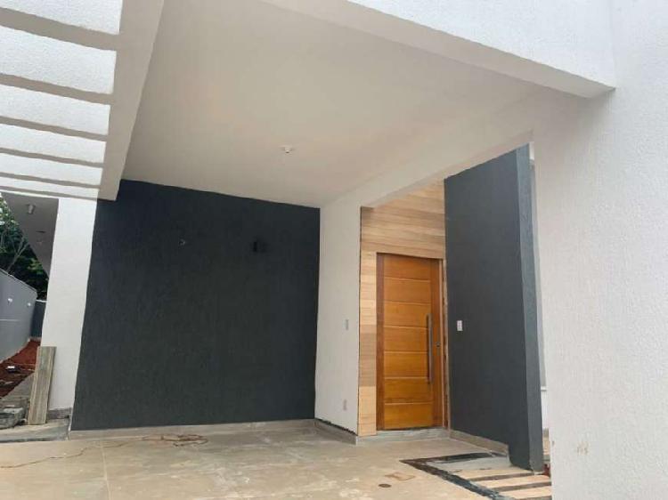 Casa fantástica com acabamento de luxo na região central
