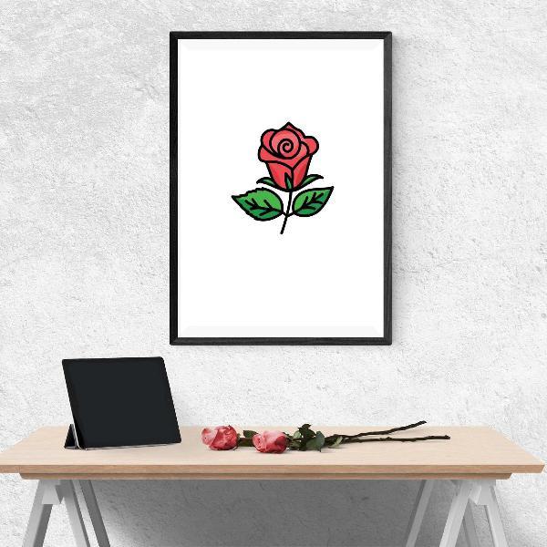 Icon nossa rosa