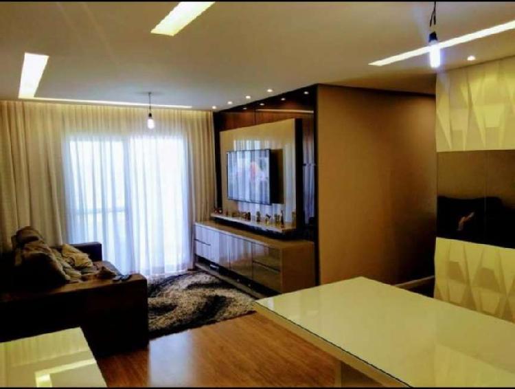 Maravilhoso apartamento totalmente mobiliado no melhor da