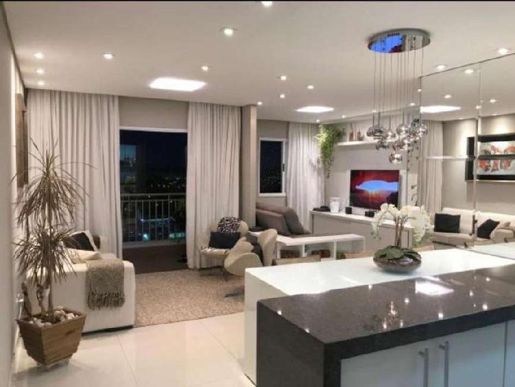 Maravilhoso apartamento totalmente mobiliado no melhor ponto