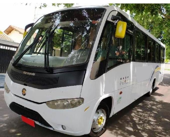 Micro onibus sênior agrale x-12 cód.6401 ano 2006