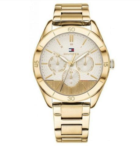 Relógio tommy hilfiger feminino