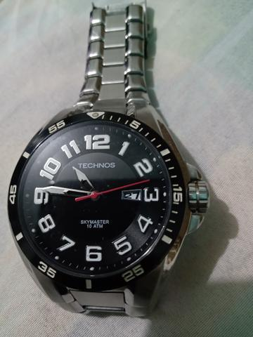 Relógio masculino technos skidiver original