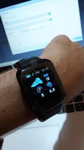 Relogio smartwatch a prova d'água