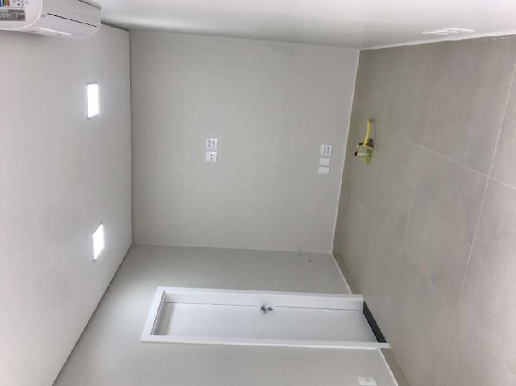 Sala/Conjunto para aluguel possui 17 metros quadrados com 1