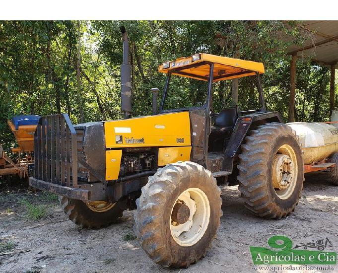 Trator valmet 885 4x4 (motor mwm - todo original!)