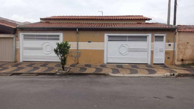 Venda - Casa - Jardim Santa Rita de Cássia - Santa Bárbara