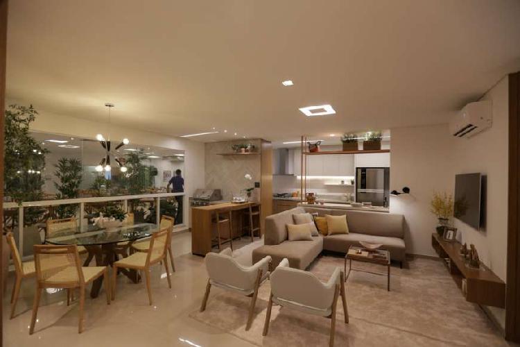 Vendo apartamento com 3 suites, setor bueno - goiânia - go