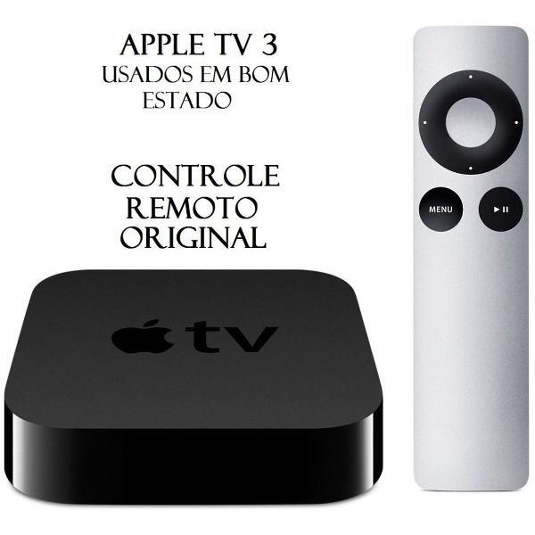 Apple tv geracao 3