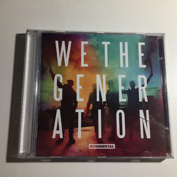 Cd rudimental - we are the generation