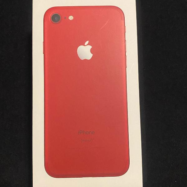 Iphone red 256gb