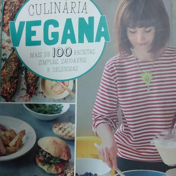Livro de receitas veganas