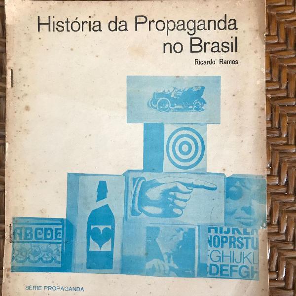 livro história da propaganda no brasil