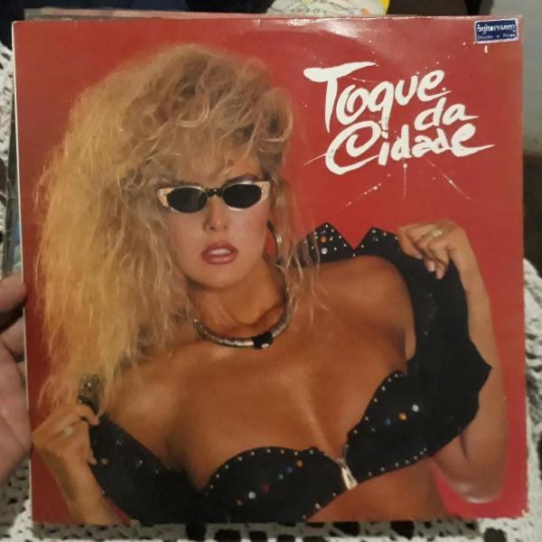 Lp disco vinil toque da cidade 1986