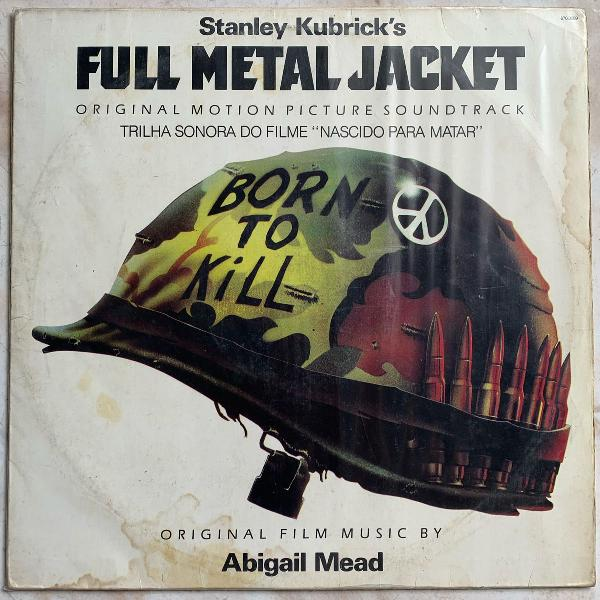 Lp full metal jacket (trilha sonora)