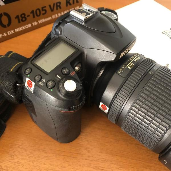Maquina fotográfica nikon d90