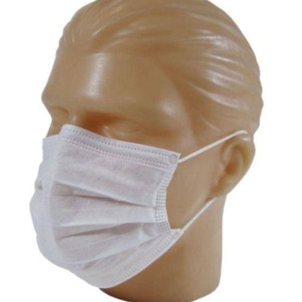 Mascara descartavel ( 05 unidades ) envio imediato