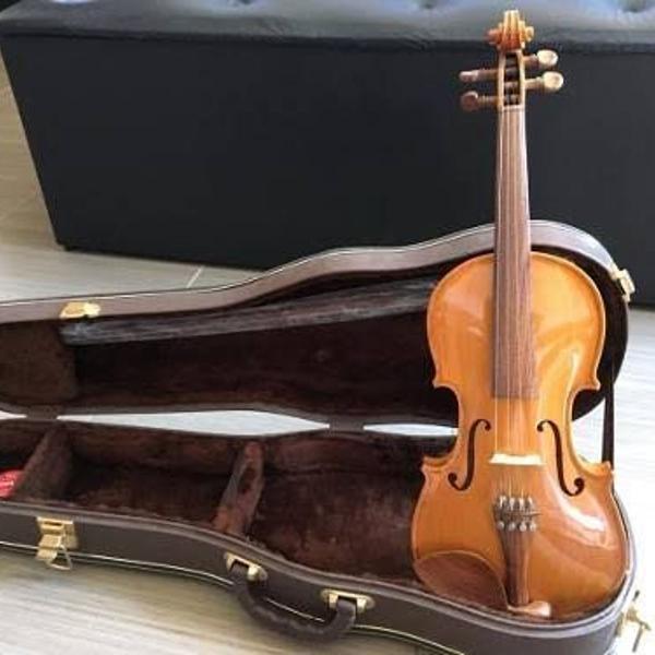 Violino artesanal nhureson