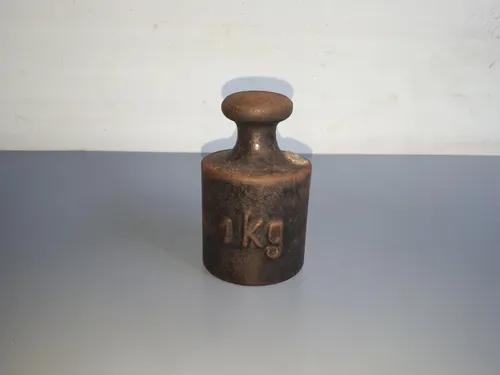 Antigo Peso De Balança De 1 Kilo
