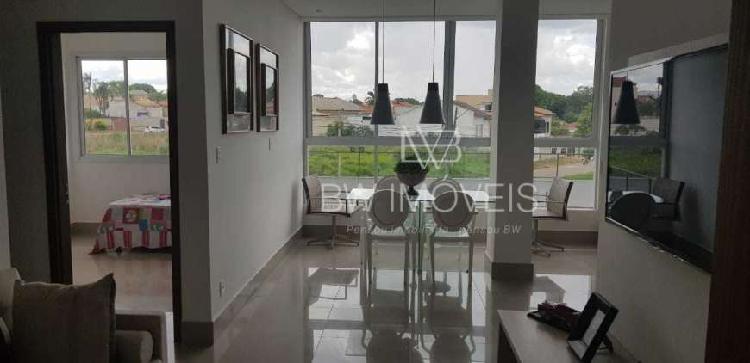 Apartamento 2quartos, 1 suite, 69m², frente ao parque