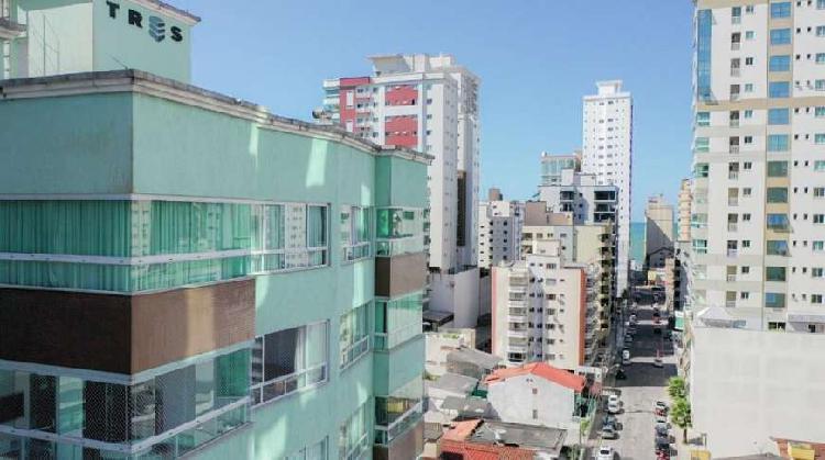 Apartamento para venda com 03 suítes mobiliado rua 256 em