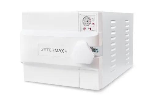 Autoclave box analógica 21 litros 110v ou 220v - stermax