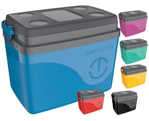 Caixa térmica cooler floripa 32 l com alça 45 latas