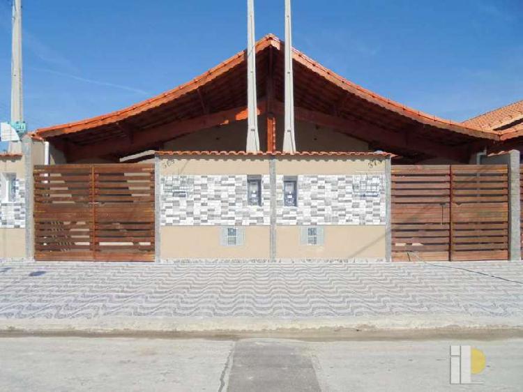 Casa nova - mongaguá -próximo da plataforma de pesca