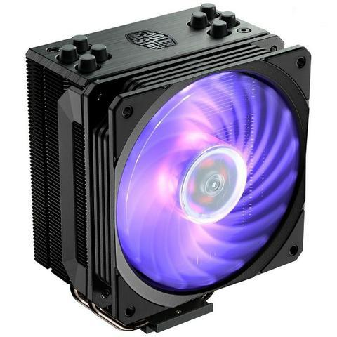Cooler para processador cooler master hyper 212 rgb com