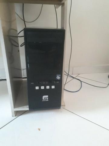 Cpu - pc intel terceira geração 6gb hd 500 + placa video