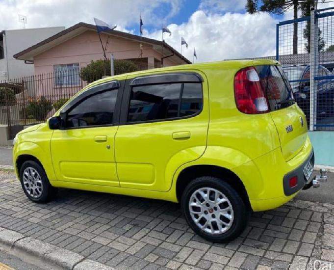 Fiat uno evo vivace 1.0 flex 2011 4 p completo-ar