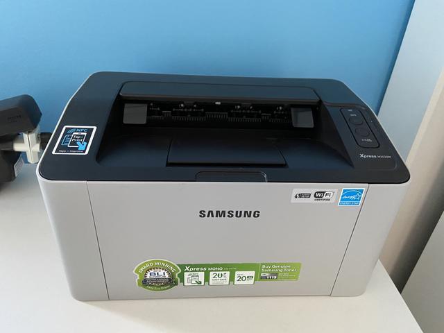 Impressora wireless samsung m2020w