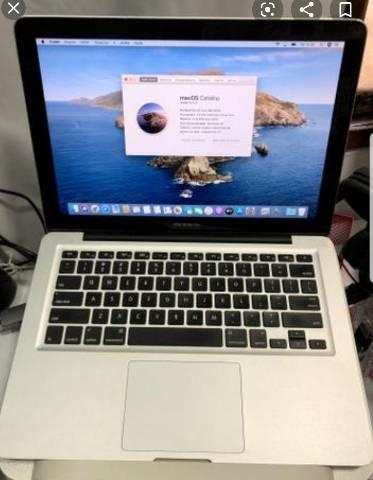 MacBook Pro 13 Intel i5/8GB/SSD 120GB